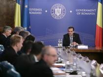 Sedinta Guvern Orban