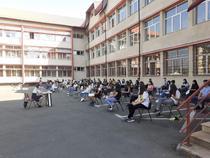 Prima zi de scoala la Colegiul economic din Ramnicu Valcea