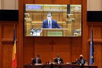 Parlament, ora premierului