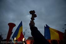 Bucuresti, protest impotriva restrictiilor anti-Covid