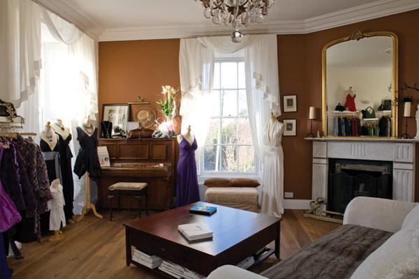 Fashion designer ine McDonnells home  HouseAndHomeie