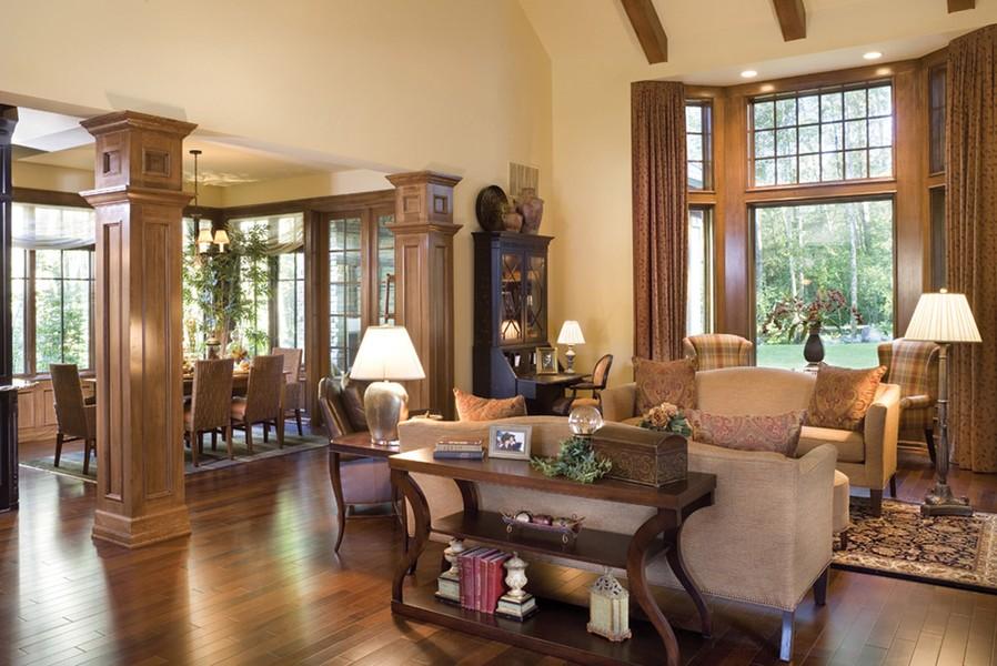 20 Gorgeous Craftsman Home Plan Designs