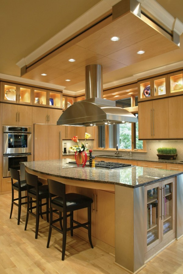 Home Plans With Dream Kitchen Design