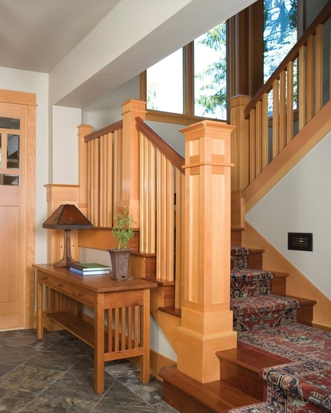 10 Home Plans With Sensational Staircases | Stairs In House Plans | Residential | Upstairs Dream House | Grand Staircase | Sweeping Staircase House | Balcony
