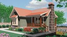 Craftsman House Plan 1151 Amorette 1225 Sqft 3