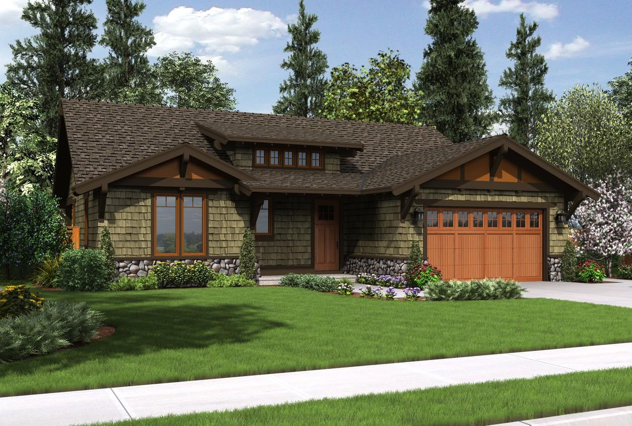 House Plan 1169A The Pasadena