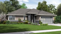 Ranch House Plan 1169es Modern 1608 Sqft 3