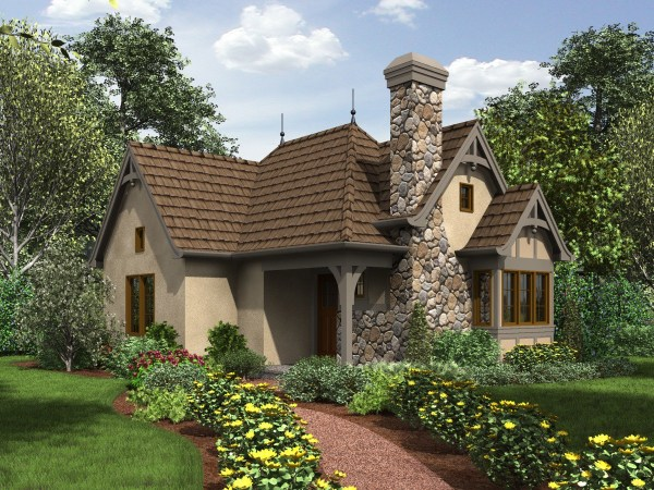 House Plan 1173 - Mirkwood