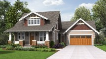 Craftsman Style Cottage House Plans