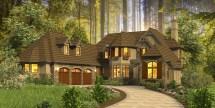 Tudor Manor House Plans