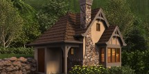 Whimsical Cottage House Designs