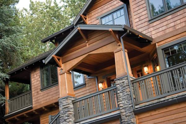 Wood Siding Designs Houses
