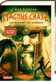 Magnus Chase, Band 1: Das Schwert des Sommers als Buch