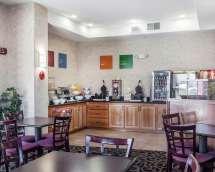 Comfort Suites Wenatchee Wa