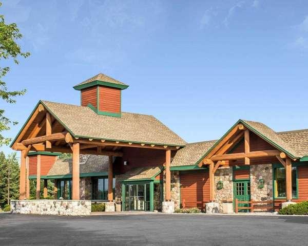 Rhinelander Wisconsin Casino Map - imgUrl