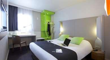 Hotel Campanile Aix En Provence Sud Pont De L Arc Hotel