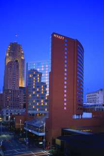 Hyatt Regency Hotel Downtown Cincinnati