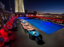 Stratosphere Hotel Las Vegas Pool