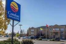Comfort Inn & Suites Moose Jaw Sk