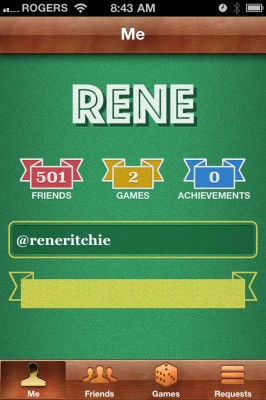 Does Apple Game Center Only Allow 500 Friends?