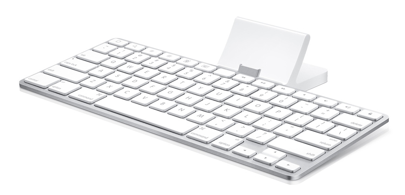 Phil Schiller Says No iPad 2 Keyboard Dock in the Works