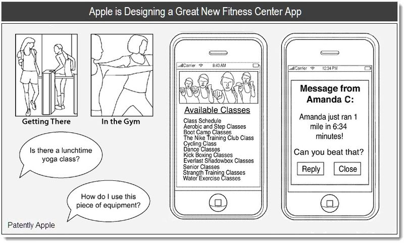 Apple Working on Fitness Center App for iPhone