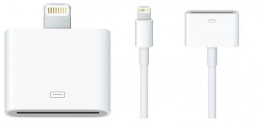 Apple confirms Lightning to HDMI and VGA cables coming