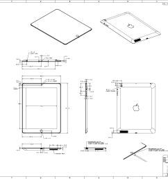 apple posts schematics for the new ipad and ipad mini posts schematics for the new ipad and ipad mini ipad mini schematic [ 1288 x 995 Pixel ]