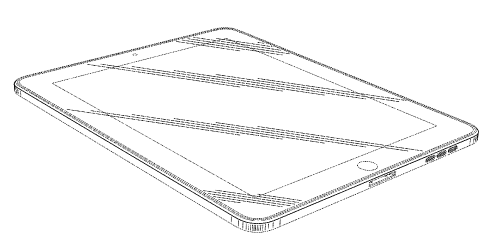 Apple awarded significant iPad design patent
