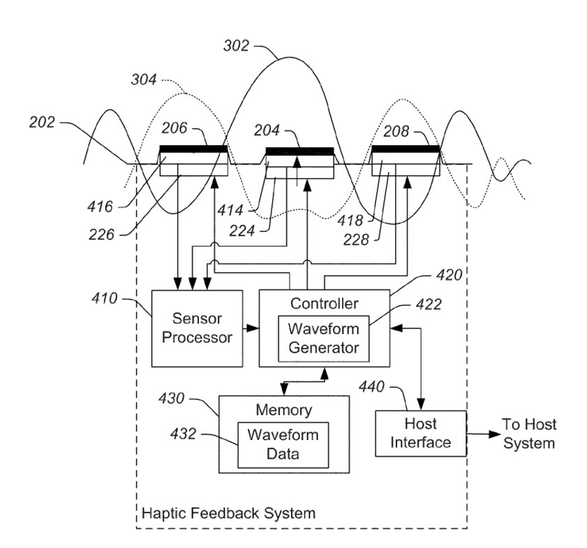 Apple wins patent for improved haptic feedback