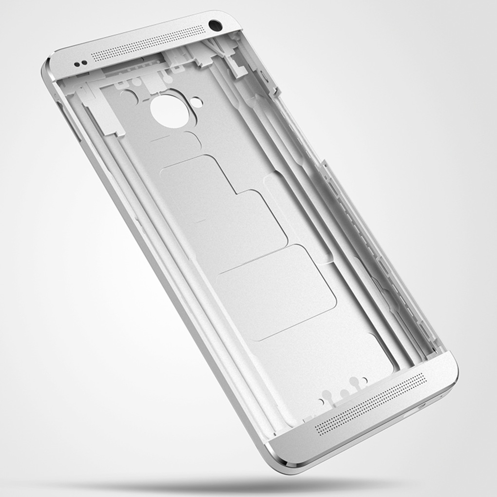 HTC One (aluminum design)