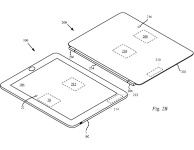 iPad 5 could charge via inductive Smart Cover, patent hints