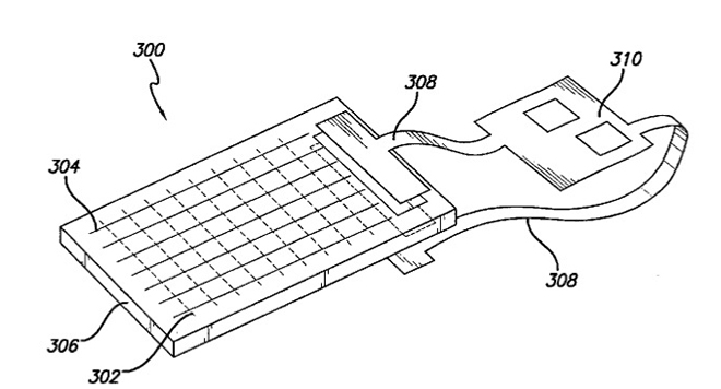 Apple patents push-to-talk, double-sided touch panels