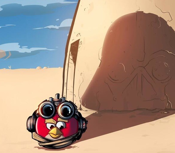 Rovio Announces Angry Birds Star Wars Ii Coming September 19
