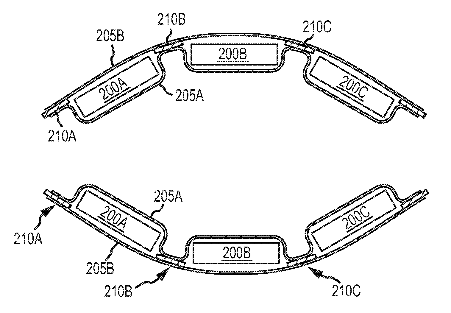 Apple invents flexible batteries, likely for iWatch