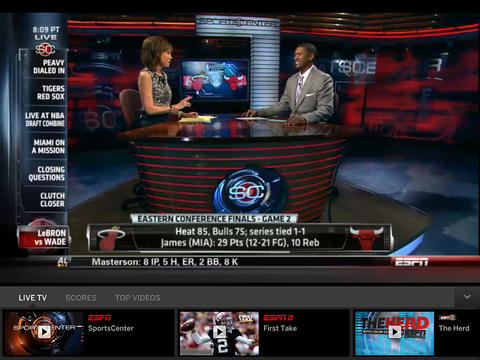 ESPNs News and Deportes channels added to Apple TV and iOS