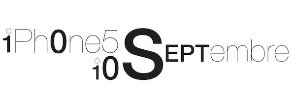 Apple to unveil new iPhone at September 10th event