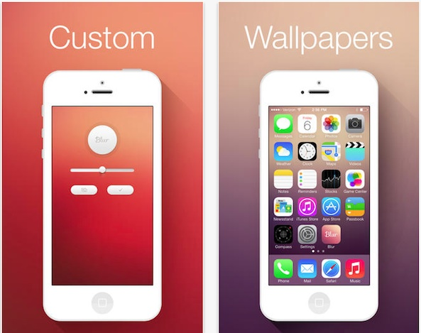 Best Wallpaper App Iphone 7 Blur Transforms Ordinary Pictures Into Stunning Ios Wallpapers