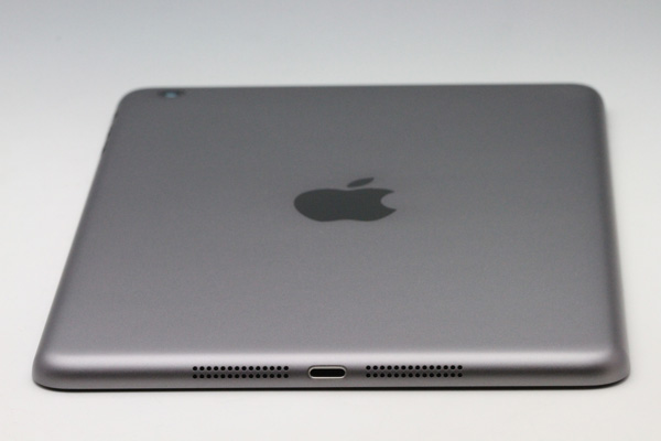 iPad mini 2 (backplate, space gray 002)