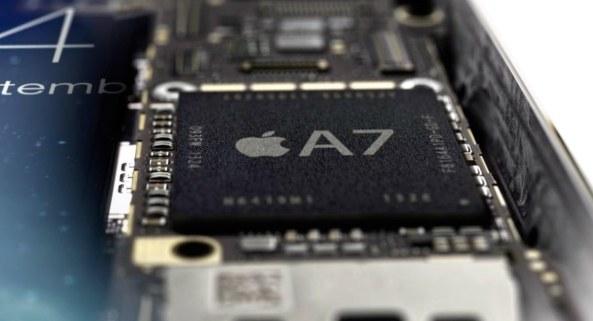 iPhone 5s promo (A7 chip closeup 002)