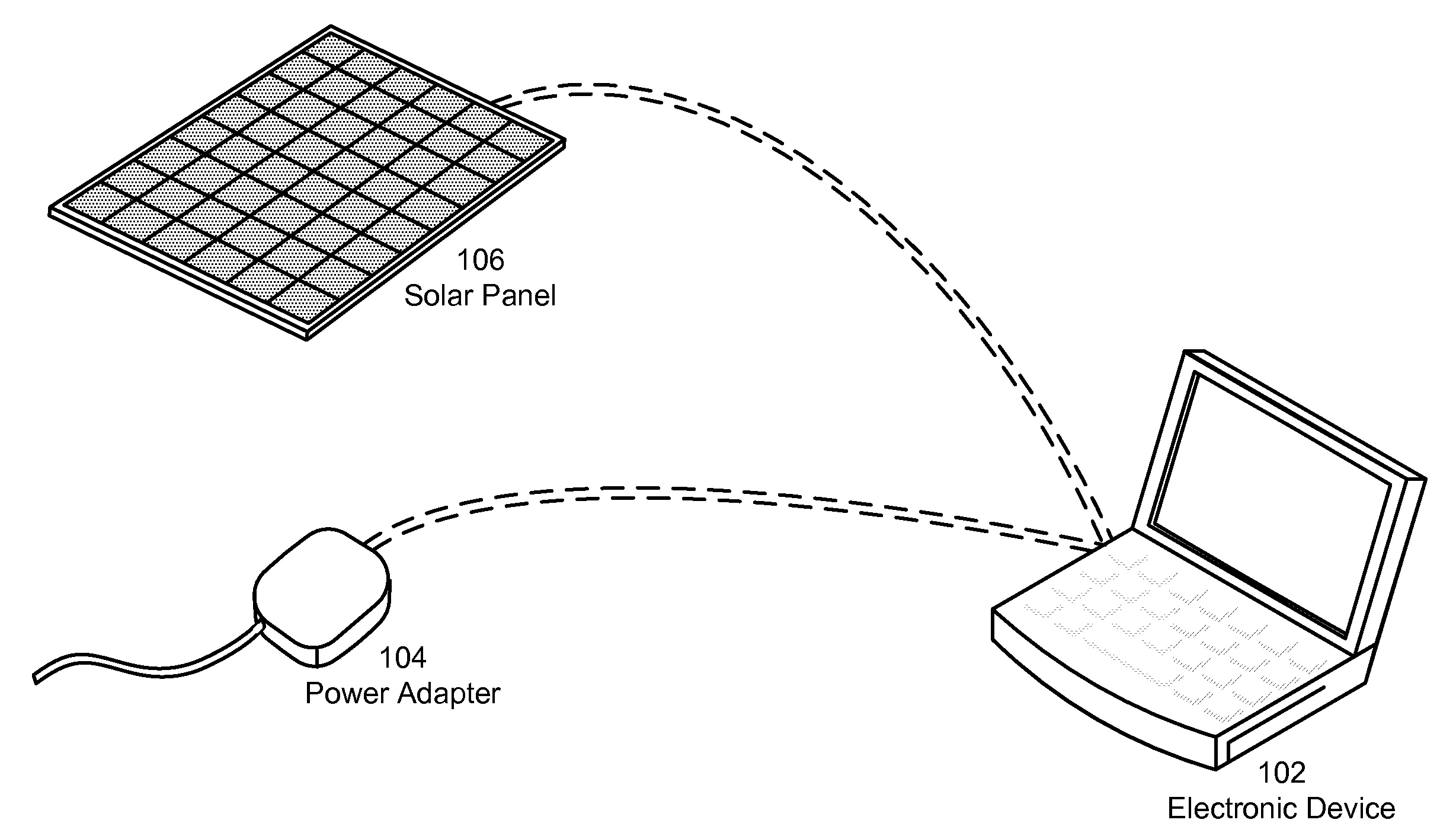 Apple patents built-in solar charging solution for Macs