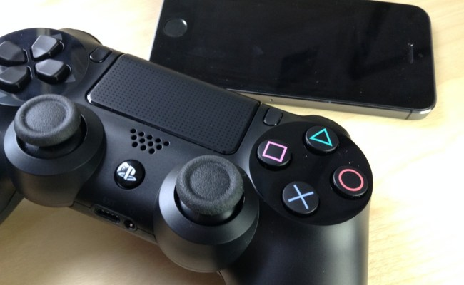 How To Use The Ps4 Dual Shock 4 Controller To Play Ios