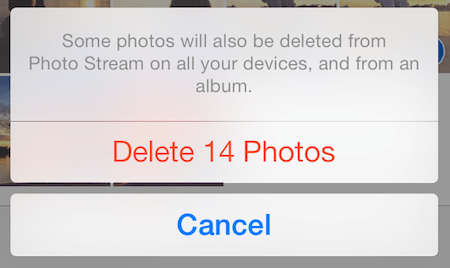 Delete moments