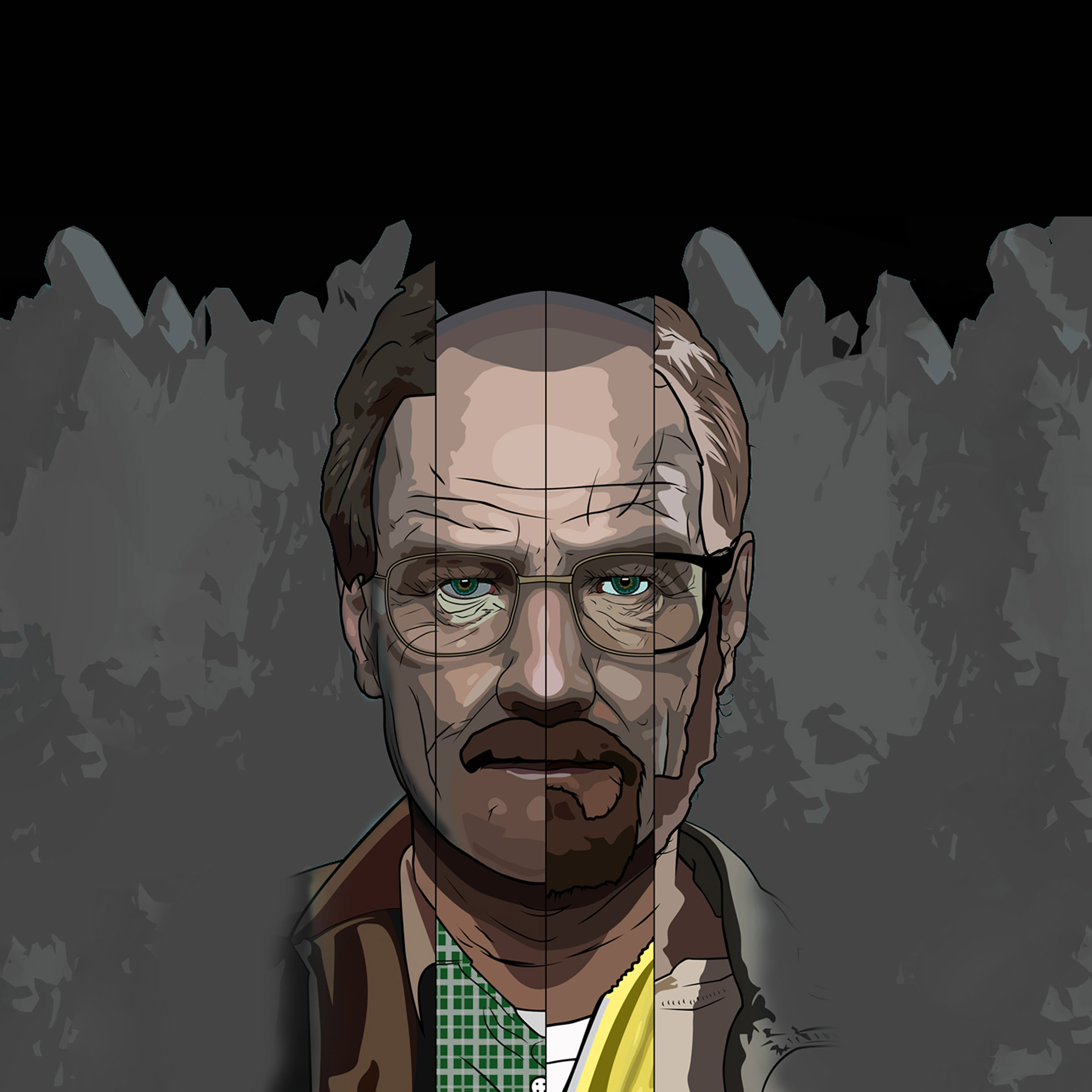 Walter White Iphone 5 Wallpaper Download Ipad Iphone 5 S C