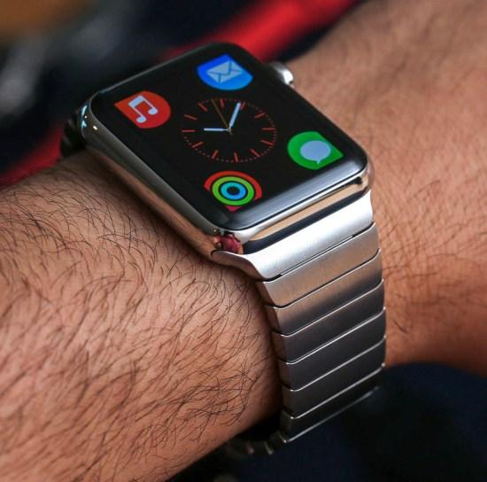 Apple Watch (Ariel Adams 003)