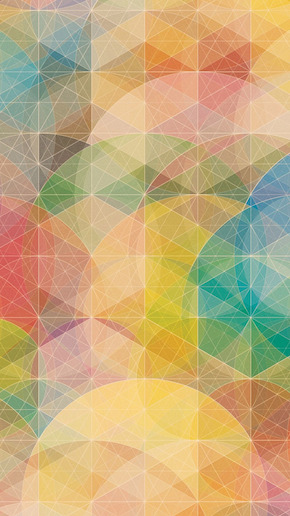Geometric Shape Wallpaper iPhone 6 Plus preview