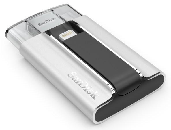 SanDisk iXpand Flash Drive (image 002)