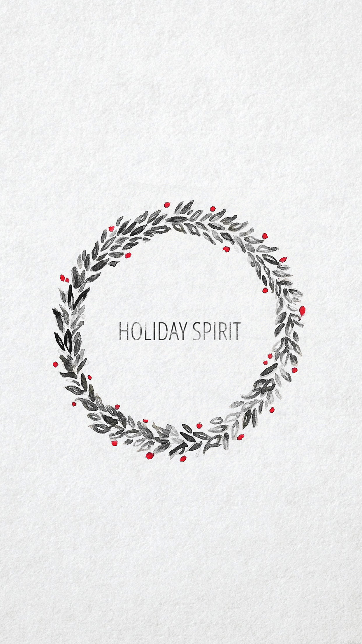 Festive Christmas wallpapers for iPhone and iPad