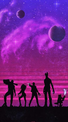 Cool Fall Wallpaper Guardians Of The Galaxy Wallpapers For Iphone And Ipad