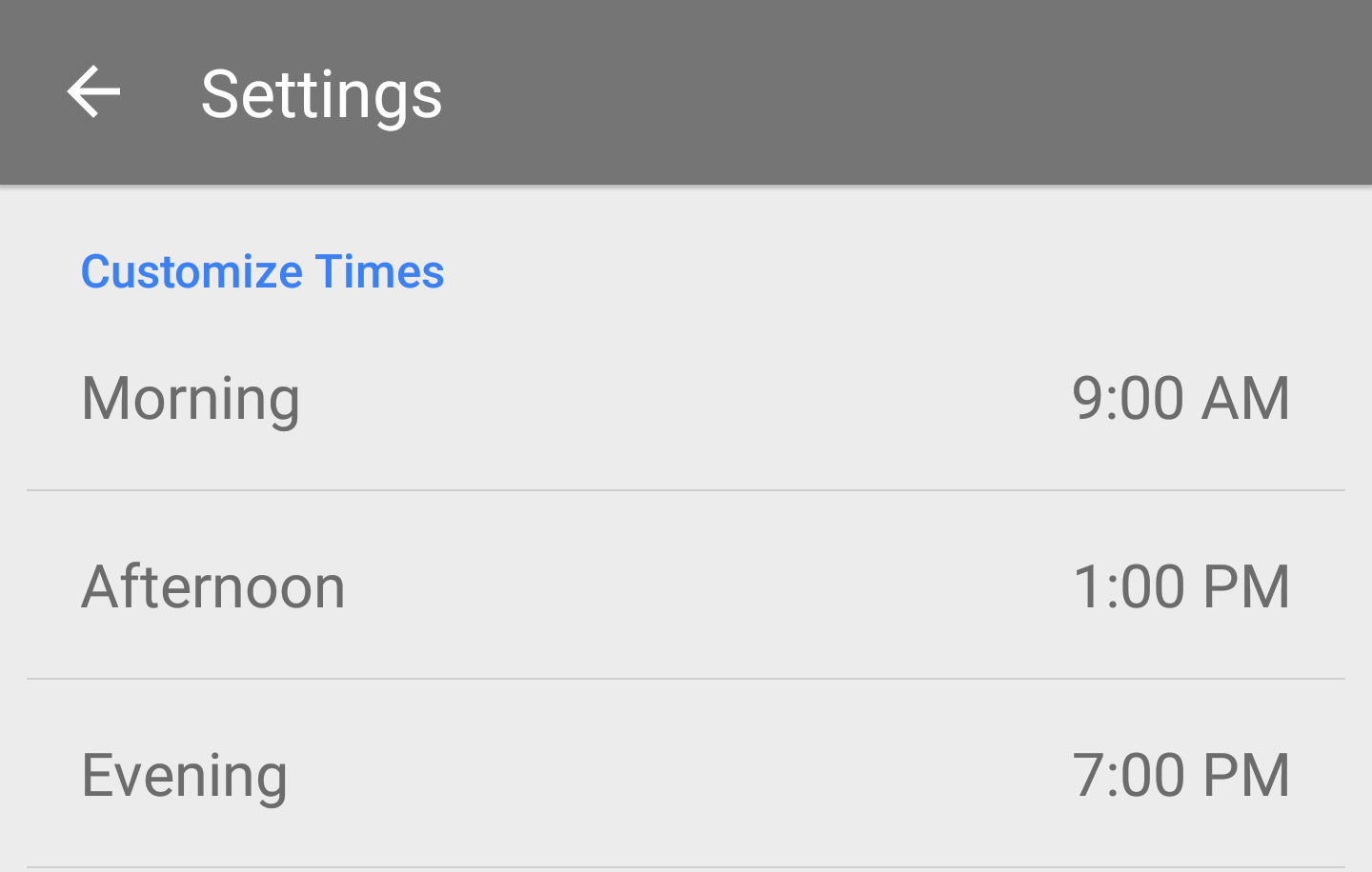 Google brings custom snooze times and other perks to Inbox